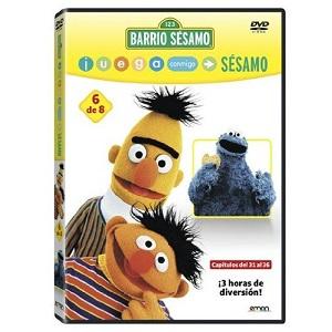 Barrio sesamo dvd epi, blas y triki